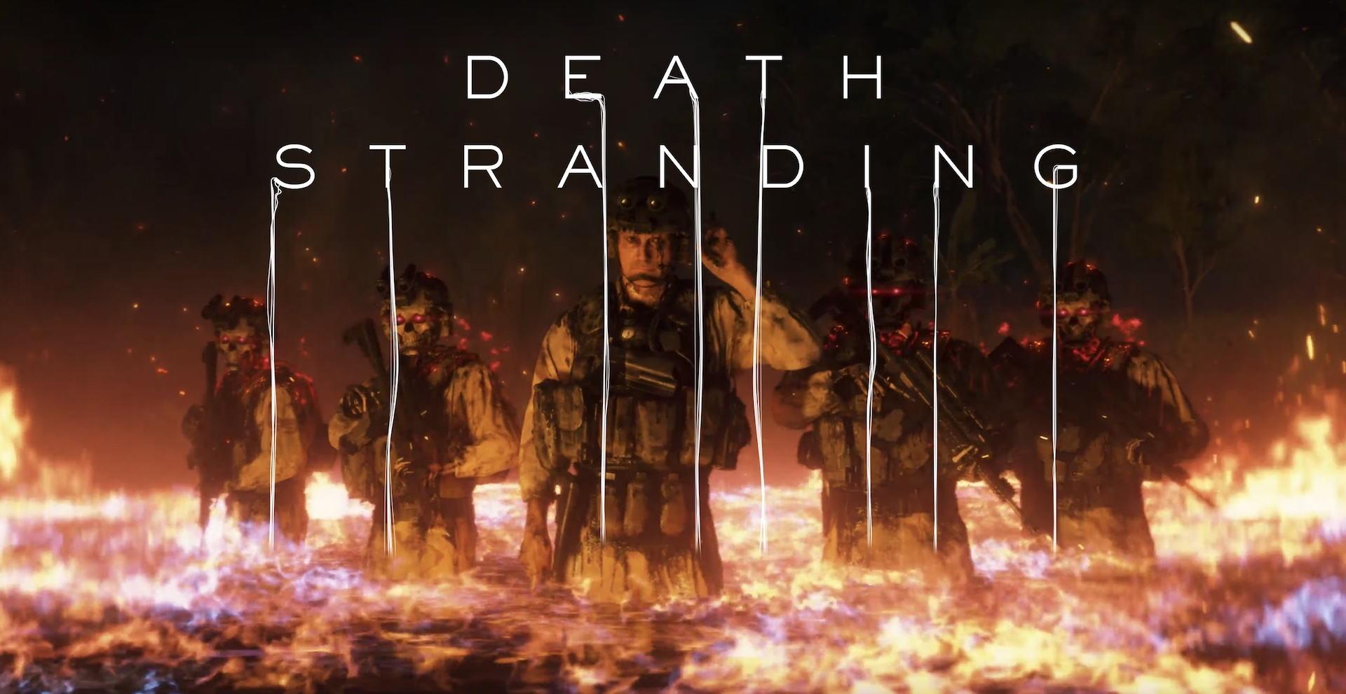 تریلر بازی Death Stranding سونی