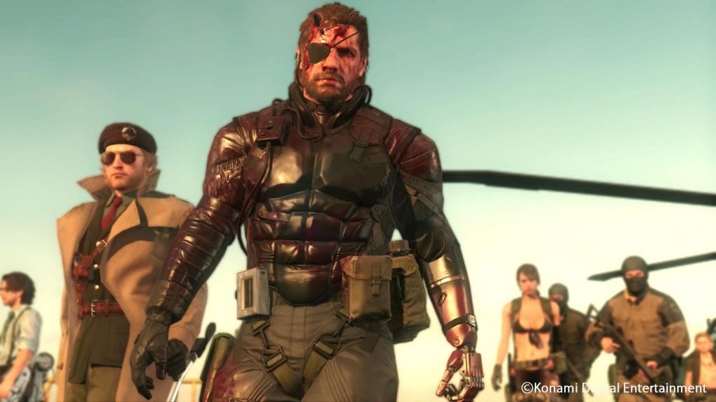 اشاره به پروژه جدیدی مرتبط با Metal Gear توسط خواننده