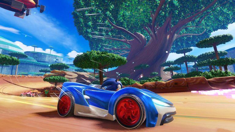جدول فروش هفتگی بریتانیا | Team Sonic Racing کار خود را در رتبه نخست آغاز کرد