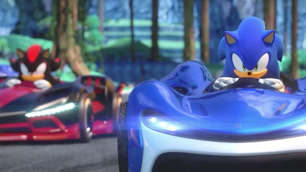 بازی Team Sonic Racing شرکت SEGA