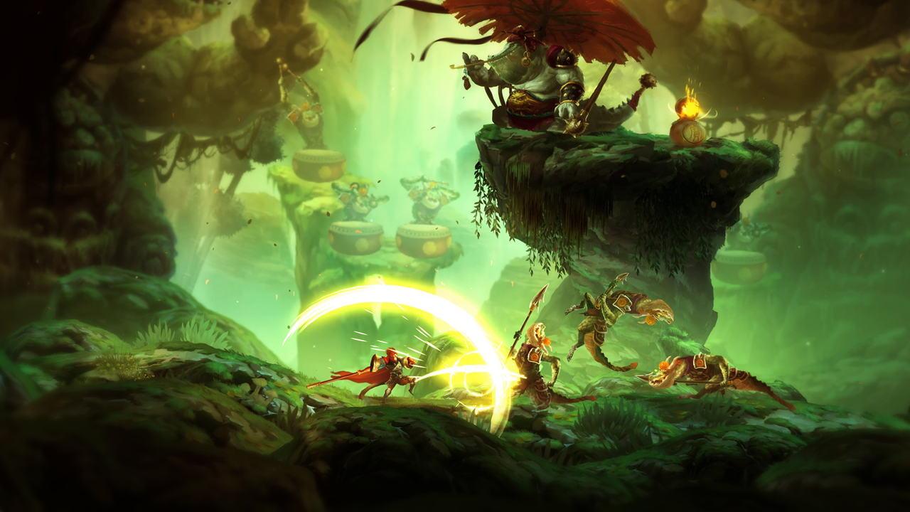 تاریخ انتشار بازی Unruly Heroes پلیاستیشن ۴ سونی