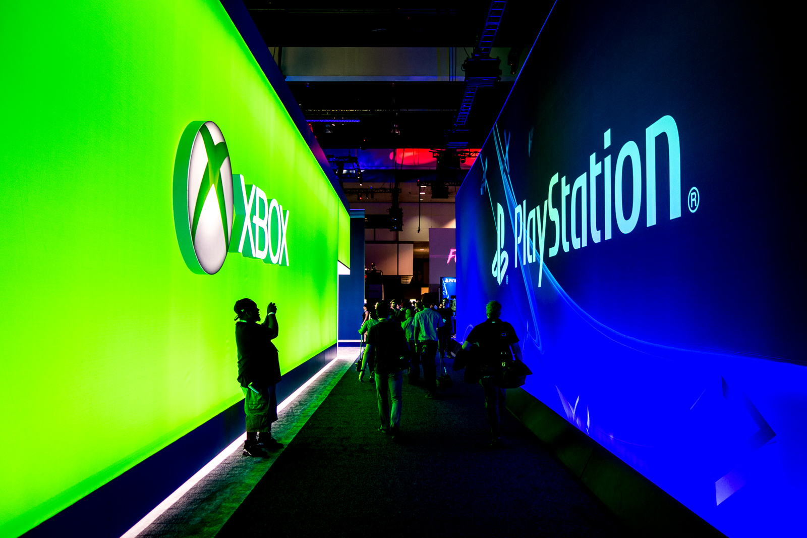 اکسباکس سونی E3 2019 پلیاستیشن مایکروسافت