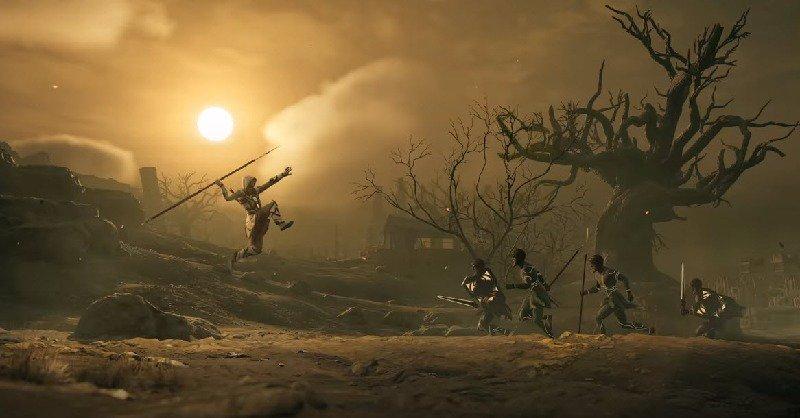 بازی Assassin's Creed Odyssey بستهی الحاقی Torment of Hades Fate of Atlantis
