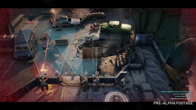 بازی Gears Tactics همچنان در حال توسعه است