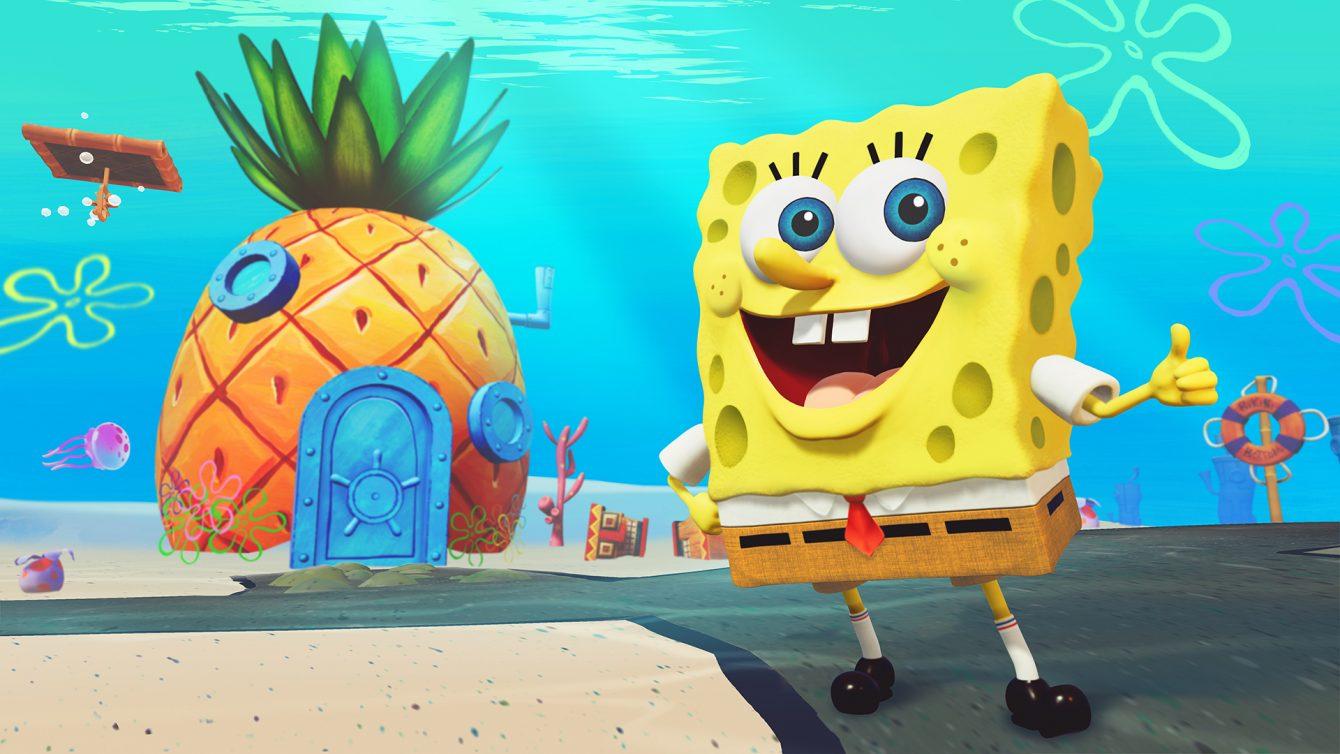 نخستین تصاویر بازی Spongebob Squarepants: Battle for Bikini Bottom – Rehydrated منتشر شد