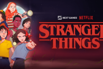بازی Stranger Things 3: The Game نتفلیکس