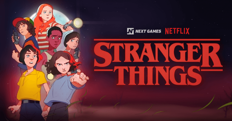 بازی Stranger Things 3: The Game نتفلیکس