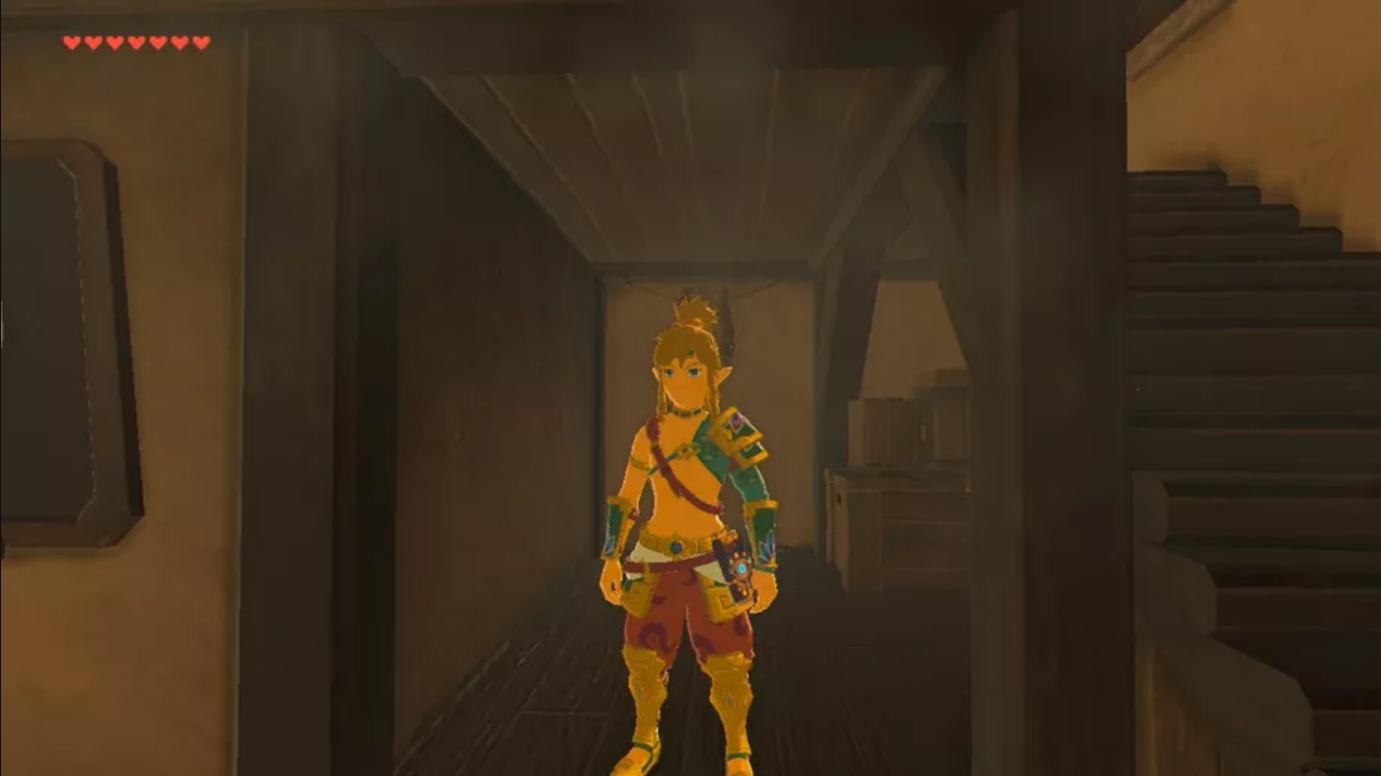 The Legend of Zelda: Breath of the Wild دنبالهی بازی افسانه زلدا: نبض طبیعت
