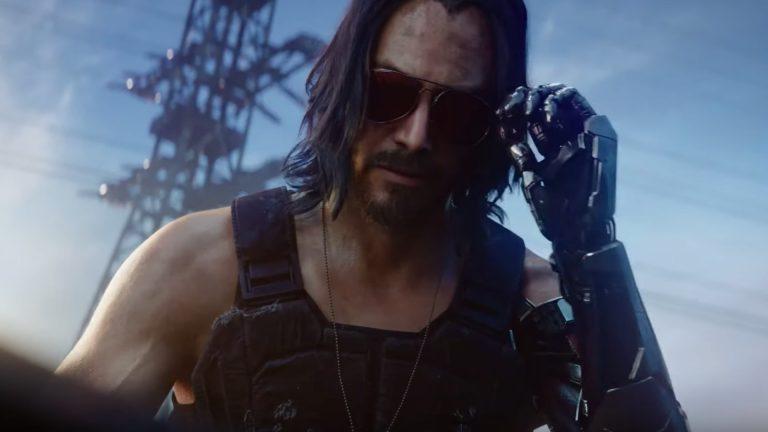کیانو ریوز تنها ستاره هالیوودی است که در بازی Cyberpunk 2077 حضور خواهد داشت