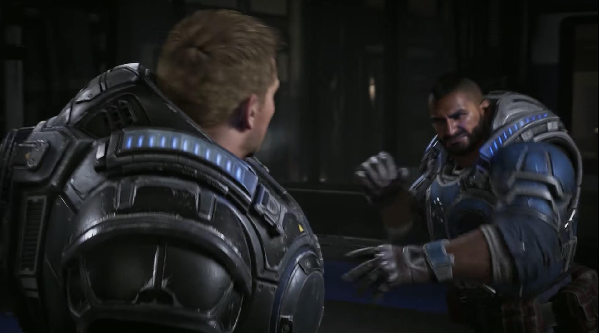 بازی Gears 5 مایکروسافت