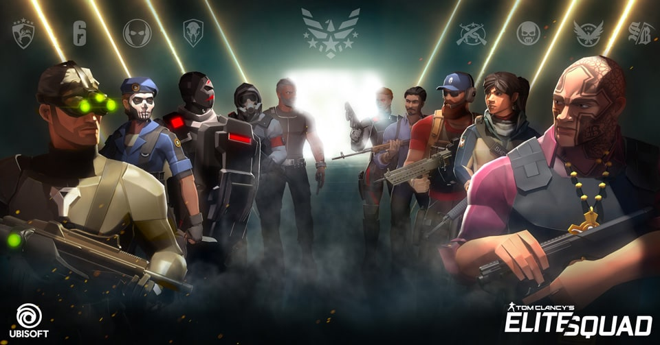 بازی Elite Squad در E3 2019