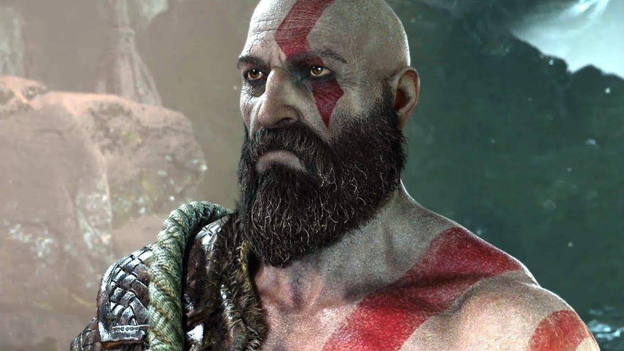 بازی God of war خدای جنگ کریتوس