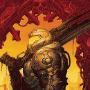 از تصویر هنری نسخه Collector's Edition بازی DOOM Eternal رونمایی شد