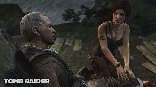 تایم لاین Tomb Raider