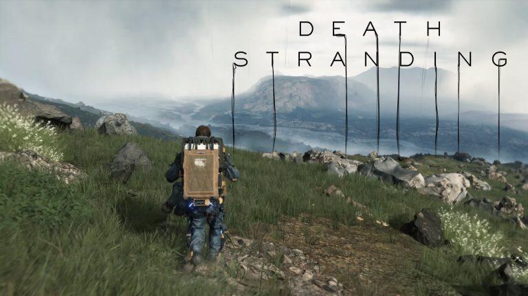 کوجیما تصویر جدیدی از بازی Death Stranding به اشتراک گذاشت