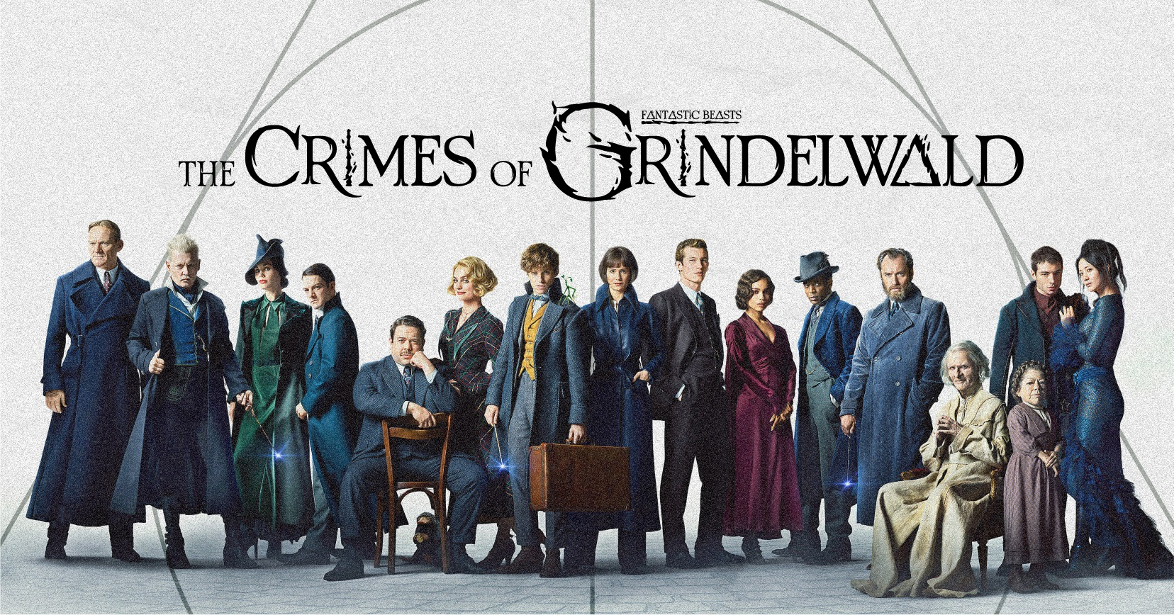 نقد فیلم Fantastic Beasts the Crimes of Grindelwald