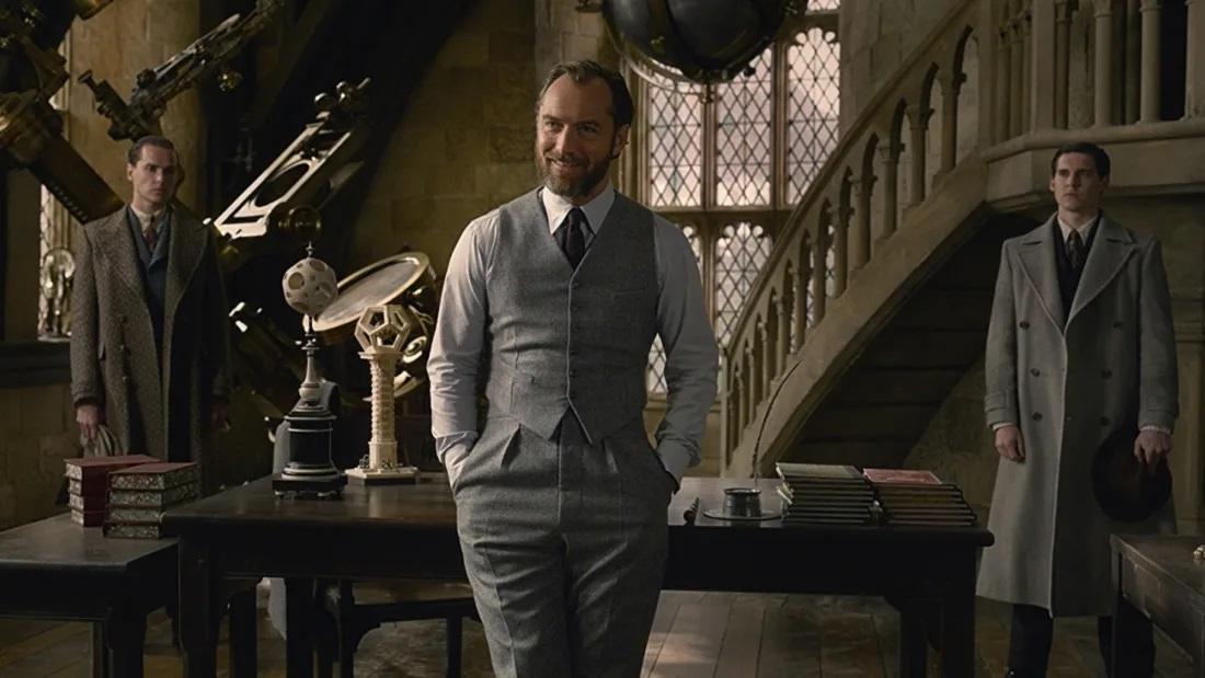نقد فیلم Fantastic Beasts the Crimes of Grindelwald