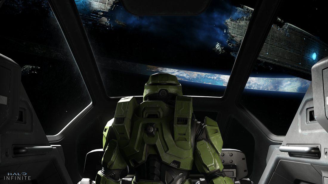 کارگردان خلاق بازی Halo Infinite از استودیو 343 اینداستریز جدا شد
