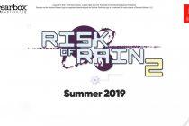 بازی risk of rain 2 در گیمزکام ۲۰۱۹