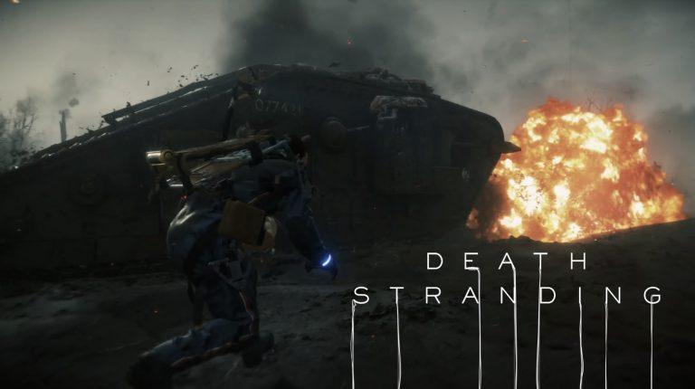 تماشا کنید: سه ویدیو جدید از بازی Death Stranding [گیمزکام ۲۰۱۹]