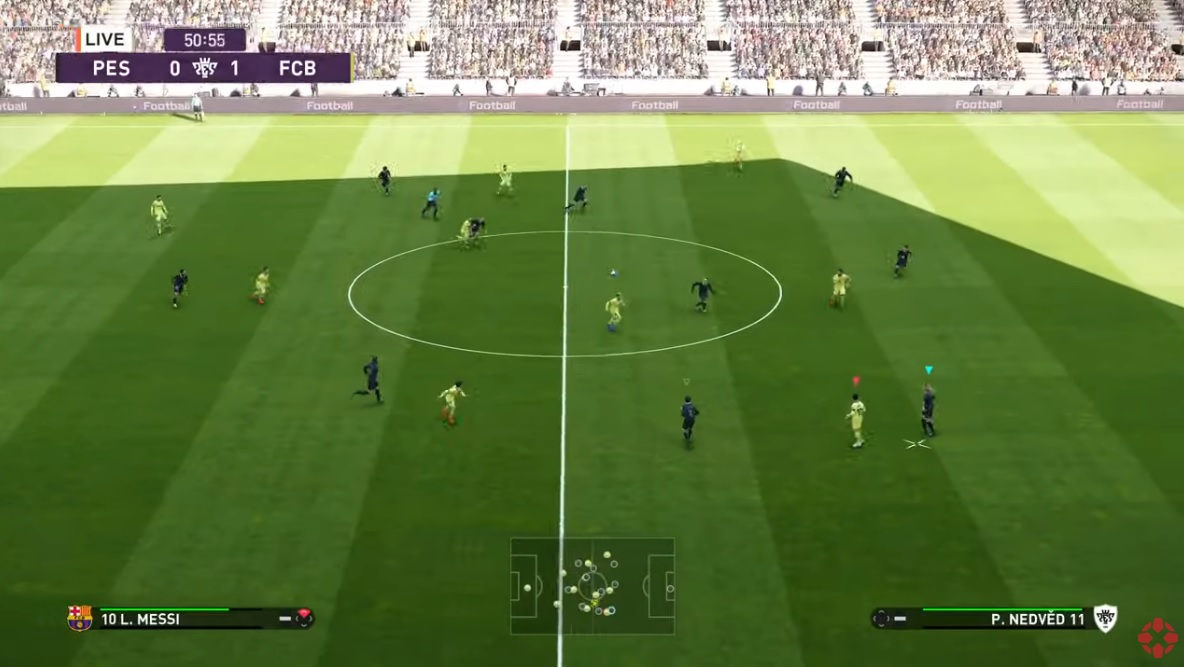 نقد بازی eFootball PES 2020
