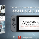 بازی Assassin's Creed: The Rebel Collection نینتندو دایرکت نینتندو سوییچ