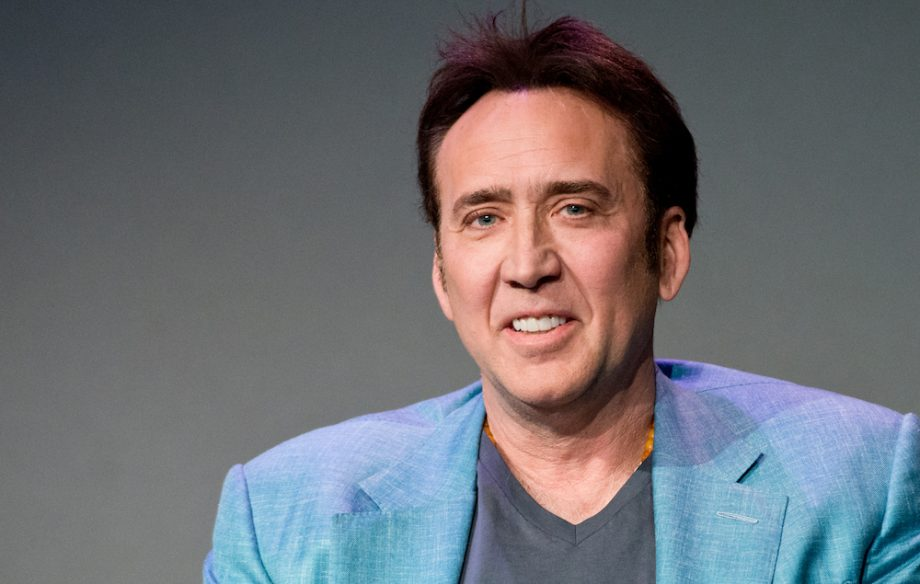 Nicolas Cage will star in Action Film Pig