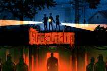 بازی The Blackout Club