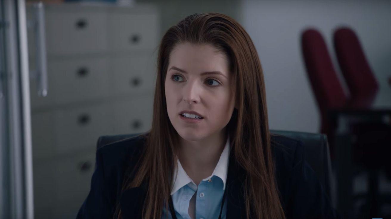 آنا کندریک در فیلم جنایی بی صدا حضور دارد