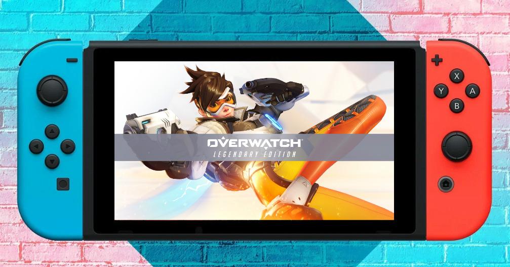 بازی Overwatch Legendary Edition برای کنسول نینتندو سوییچ