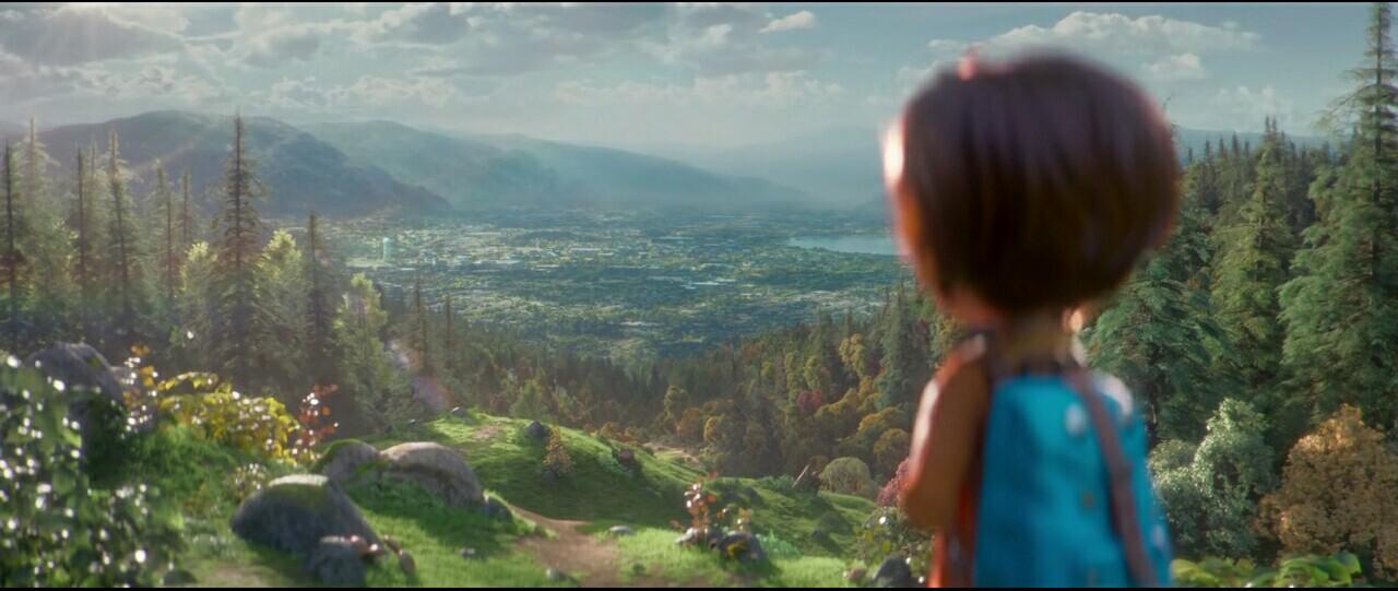 انیمیشن Wonder Park