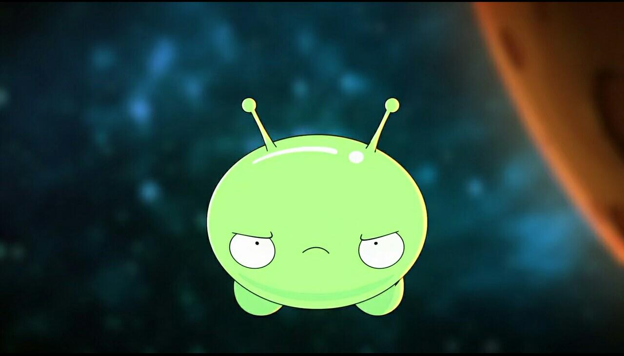 انیمیشن Final Space (فضای نهایی)