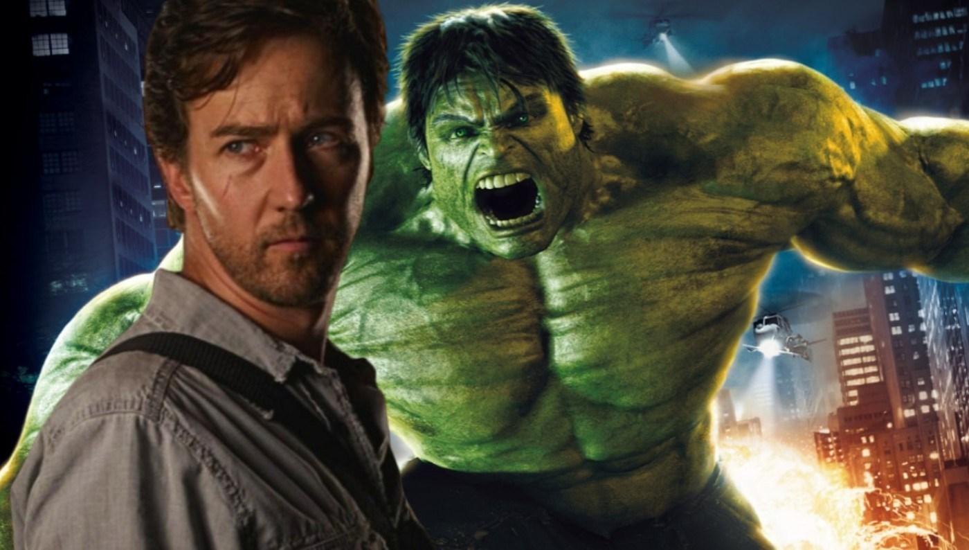 Edward Norton Talks about The Sequel of Hulk