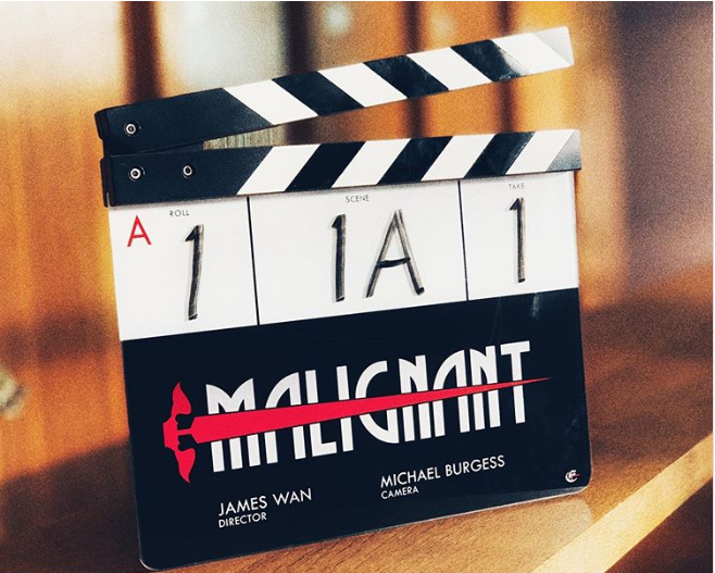 Malignant is The New Title of James Wan Movie