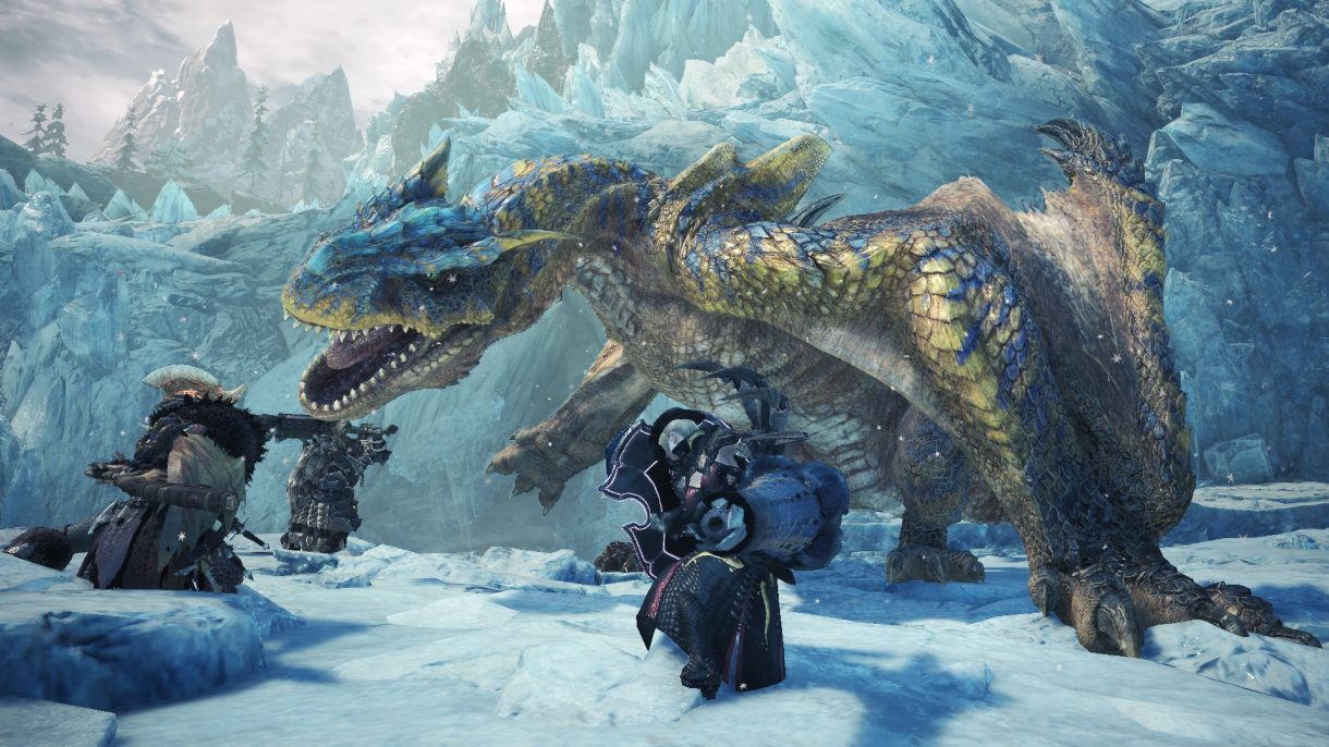 نقد بازی Monster Hunter World: Iceborne