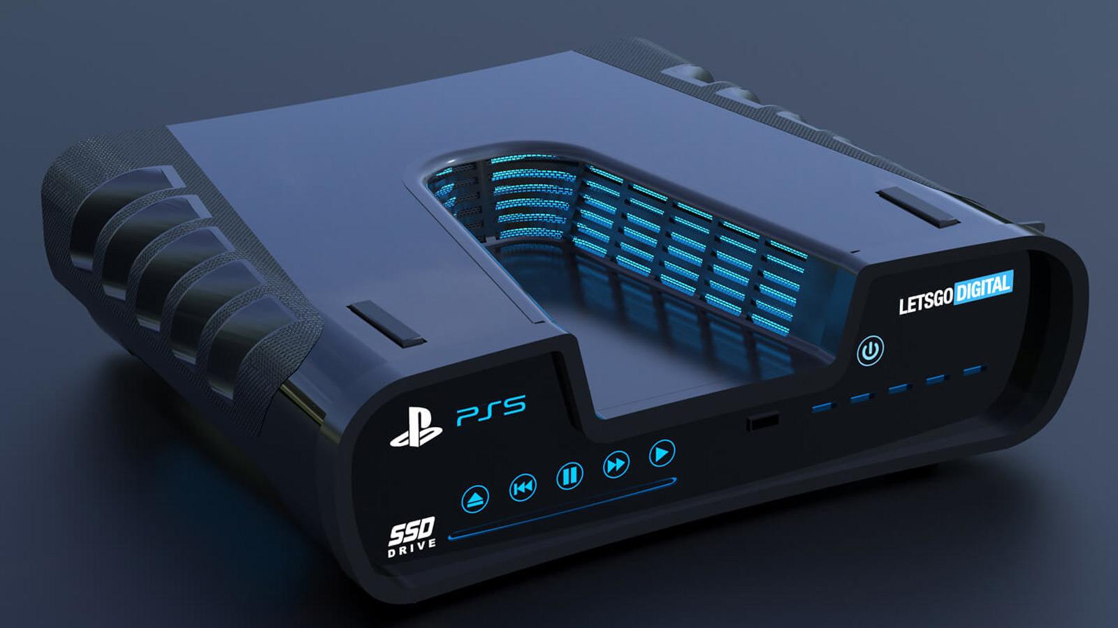 کنسول-PS5