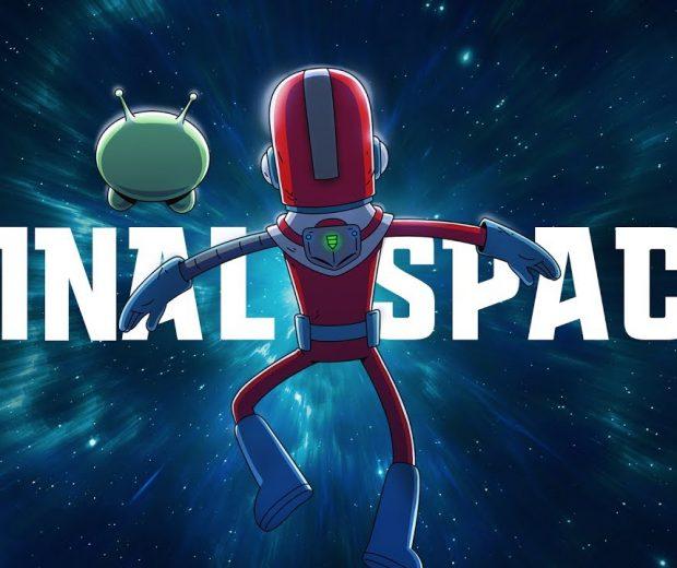 انیمیشن Final Space