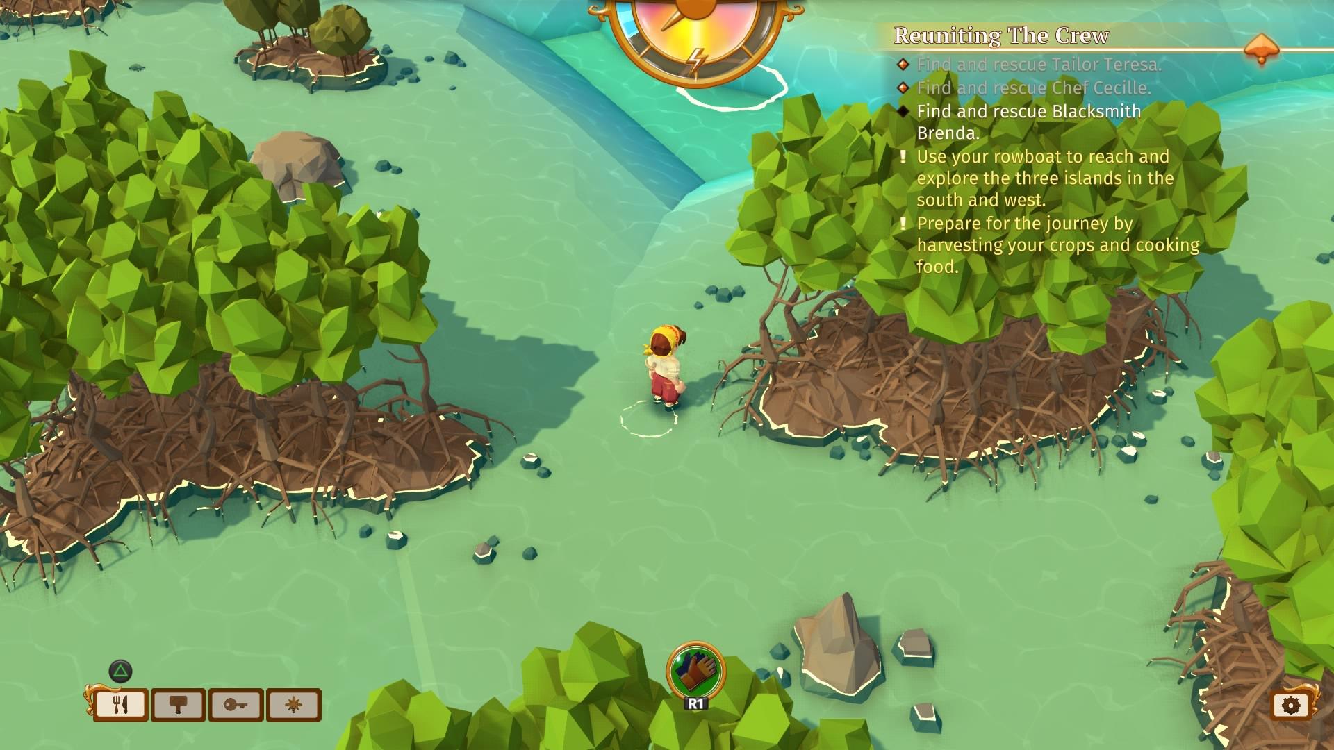 بررسی بازی Stranded Sails: Explorers of the Cursed Islands
