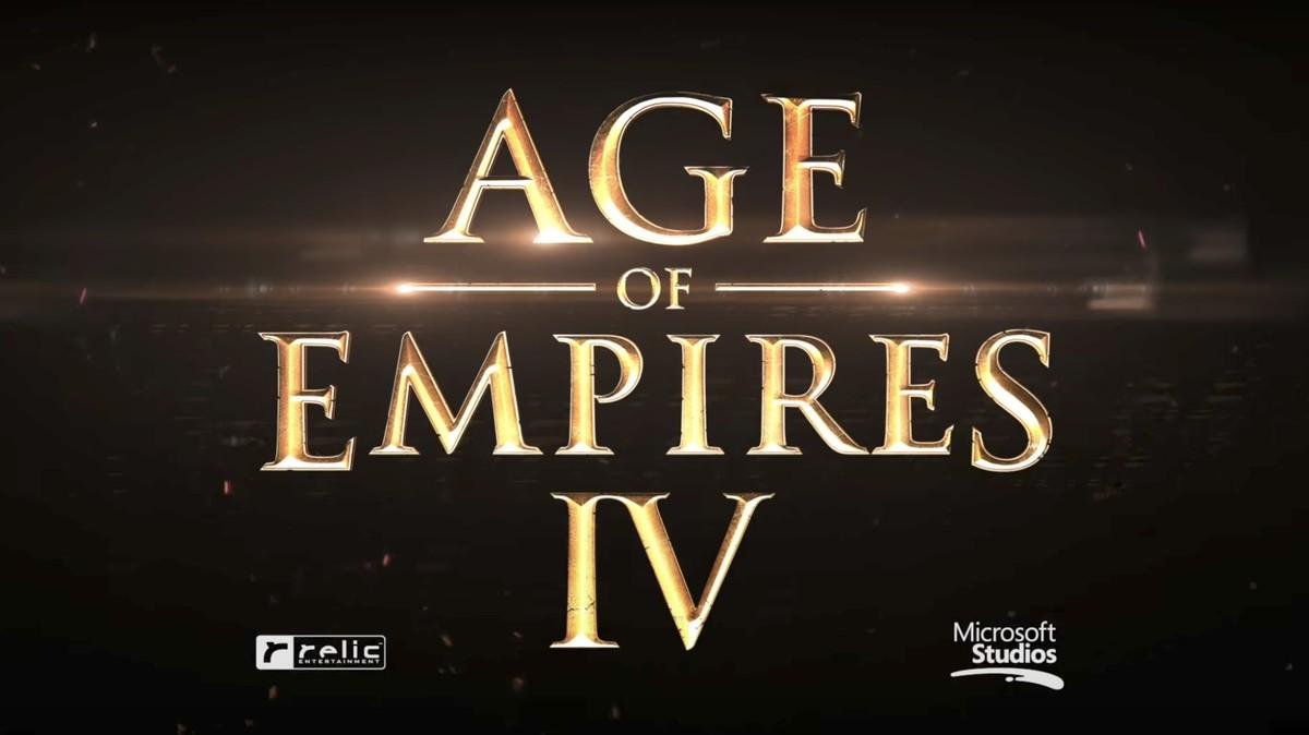 بازی Age Of Empires 4 احتمالا در X019 نمایش داده شود