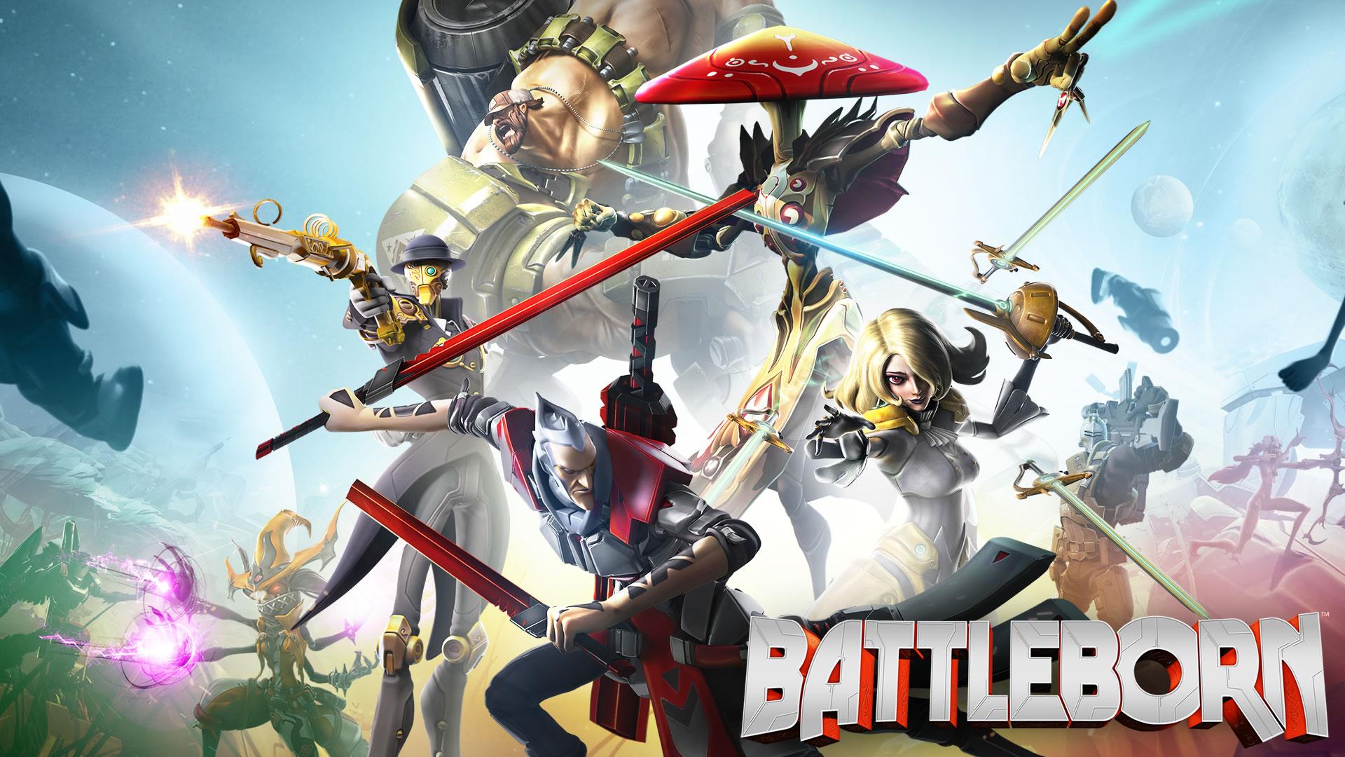 سرورهای-بازی-Battleborn