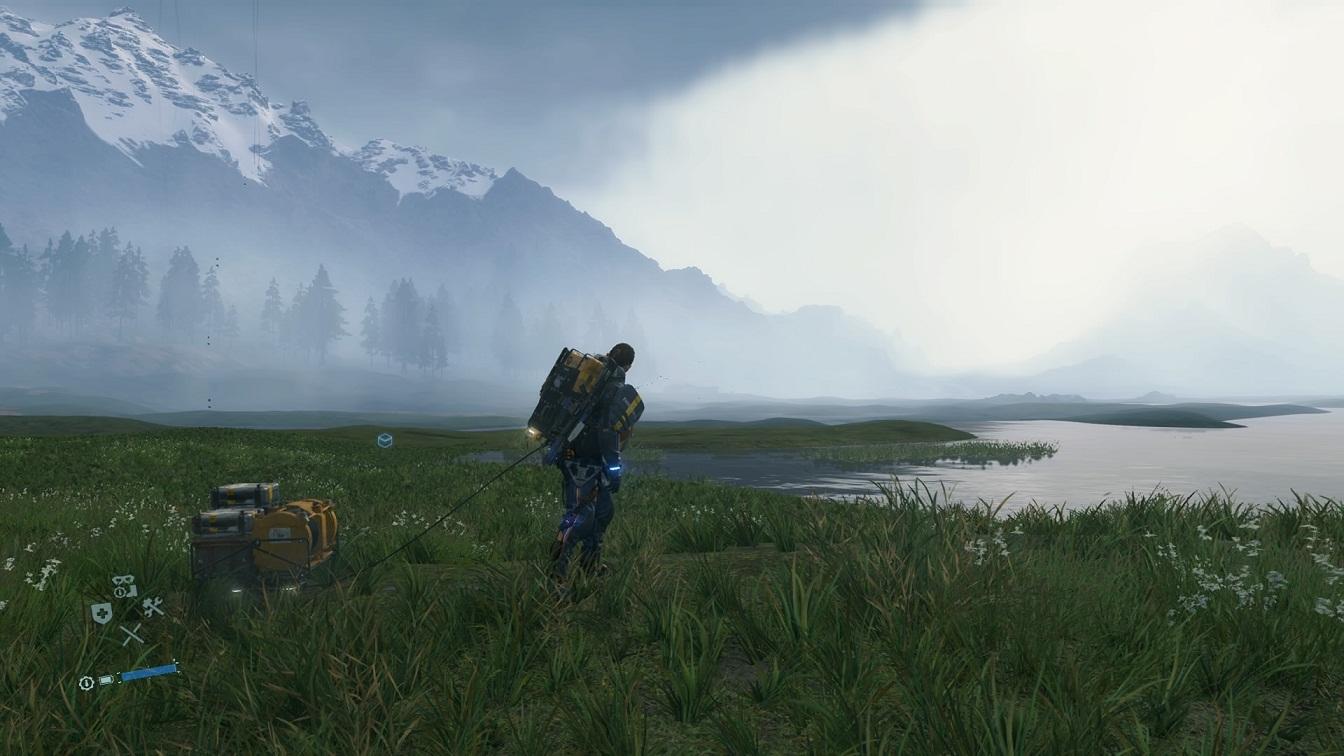 بررسی بازی Death Stranding - زیبا نیست؟