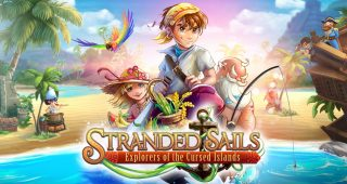 بررسی بازی Stranded Sails: Explorers of the Cursed Islands