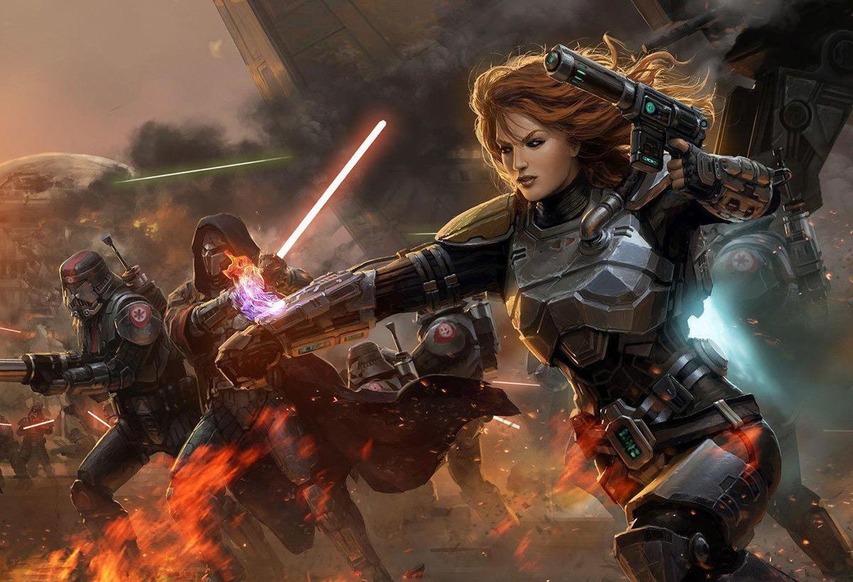 فروش-بازی-Star-Wars-The-Old-Republic