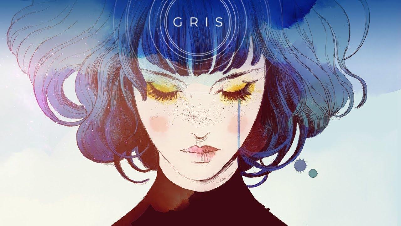 نسخه PS4 از بازی GRIS