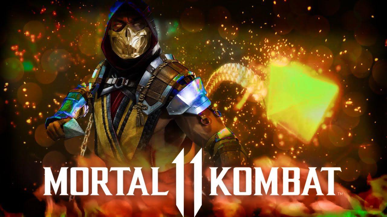 رویداد کریسمس Mortal Kombat 11
