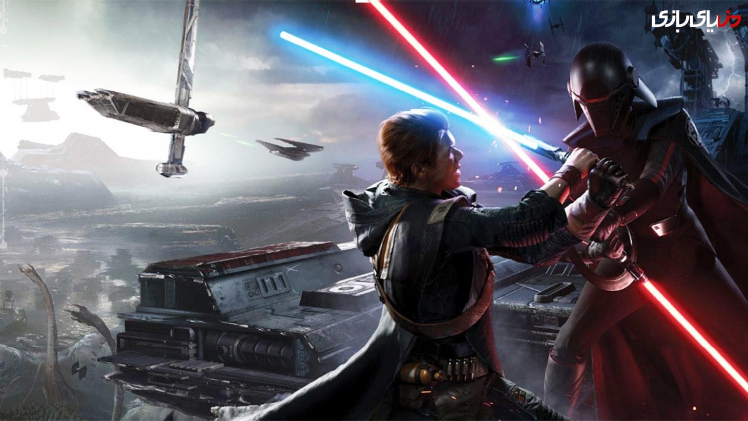 بررسی بازی Star Wars Jedi:Fallen Order