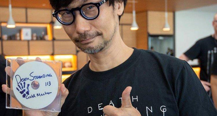 هیدئو کوجیما، نویسنده، کارگردان و به نوعی همه کاره بازی Death Stranding