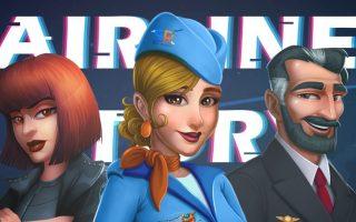 معرفی بازی موبایلی Airline Story
