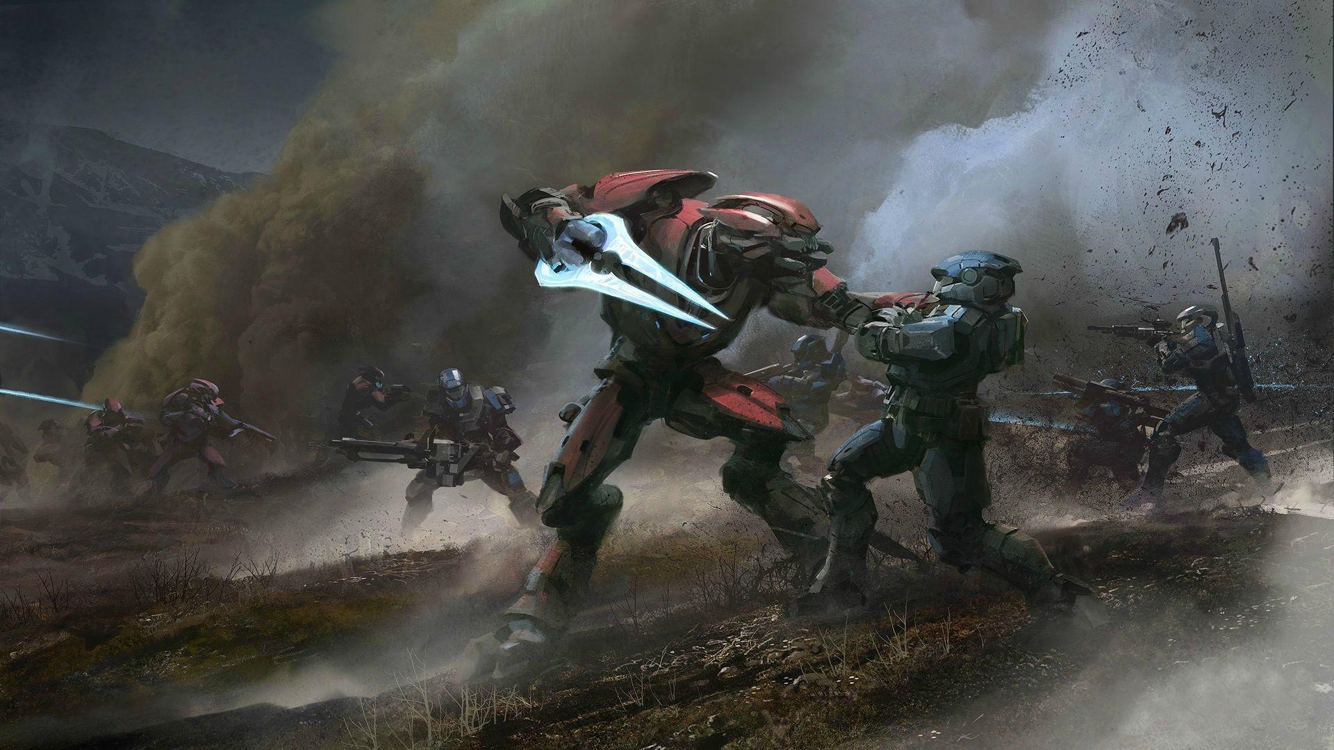 فروش-بازی Halo-The-Master-Chief-Collection-در-استیم