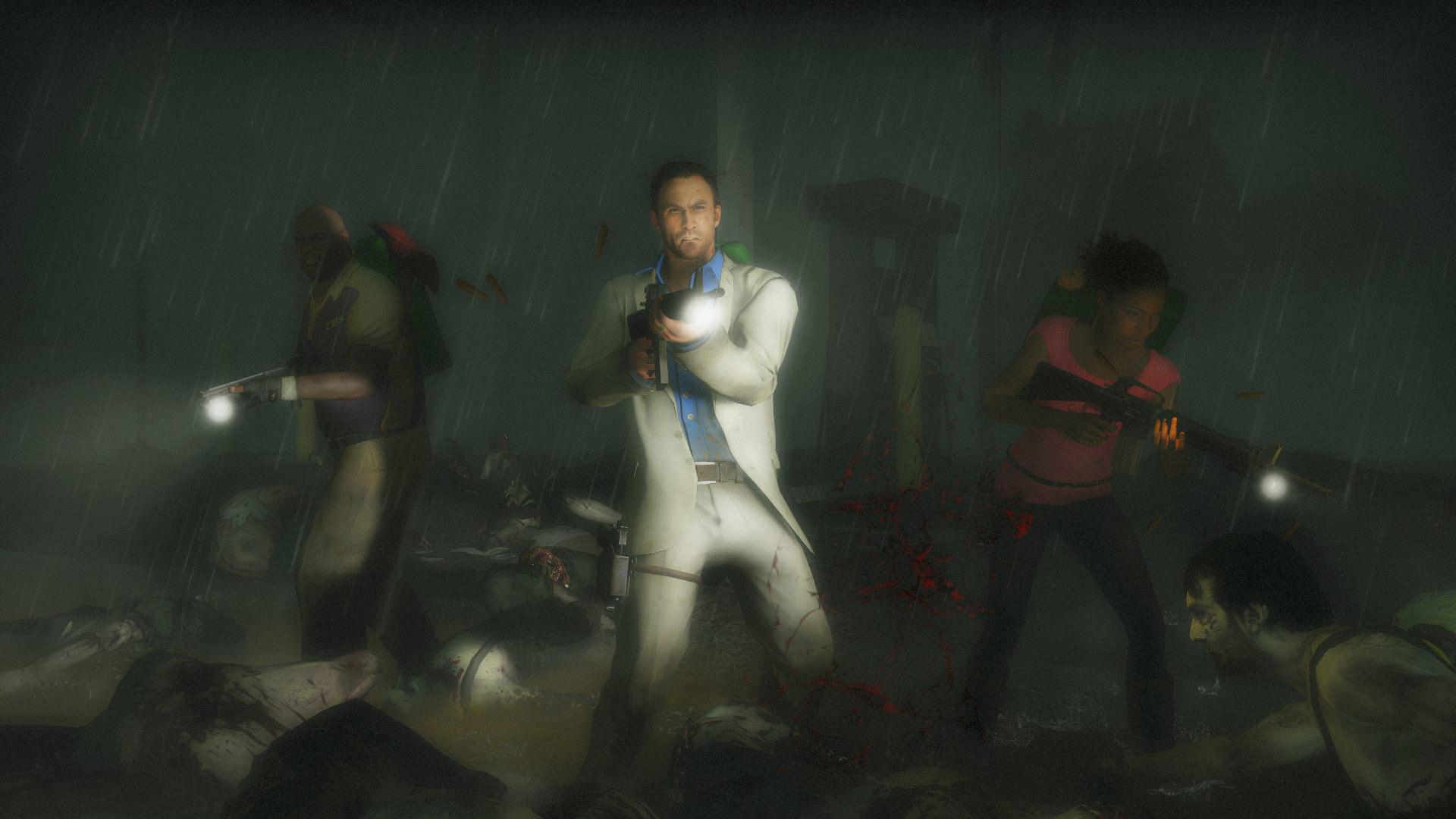 بازی-واقعیت-مجازی-Left-4-Dead